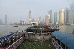 Fähre am Huangpu Jiang