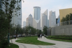 Shanghai Tower Park