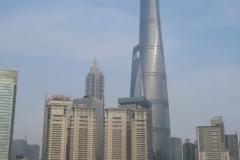 Skyline Pudong vom Bund-2