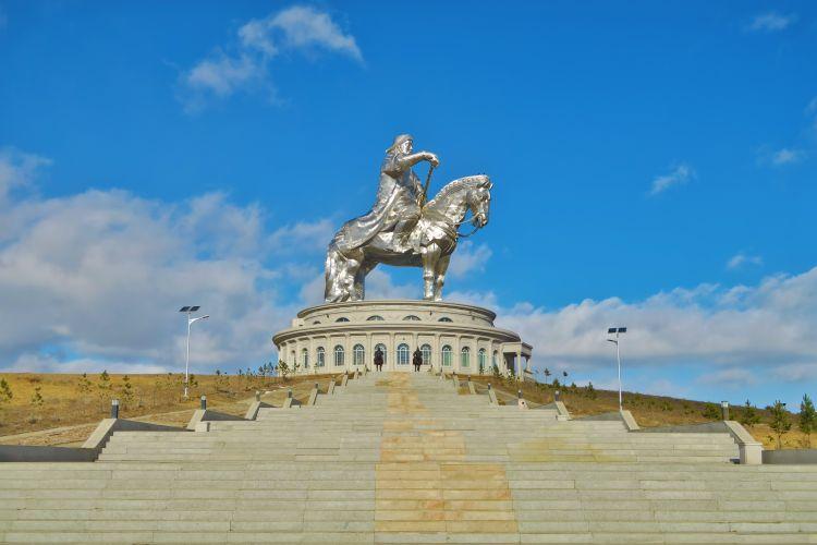 Dschingis Khan Monument