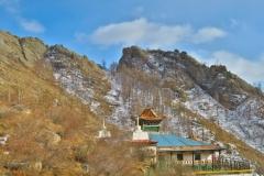 Kloster Aryabal - Kloster im Berg