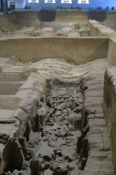 Halle2 - Ausgrabungen