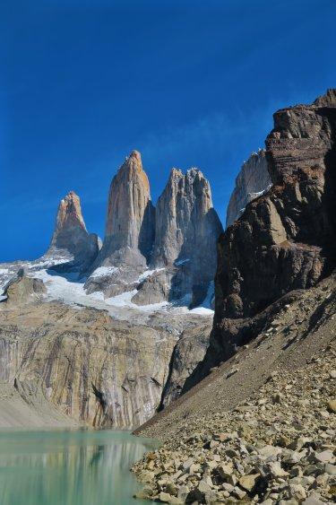 Gletscher Torres