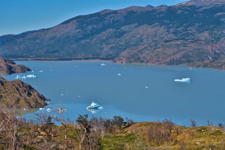 Grey Lake mit Eisschollen-2