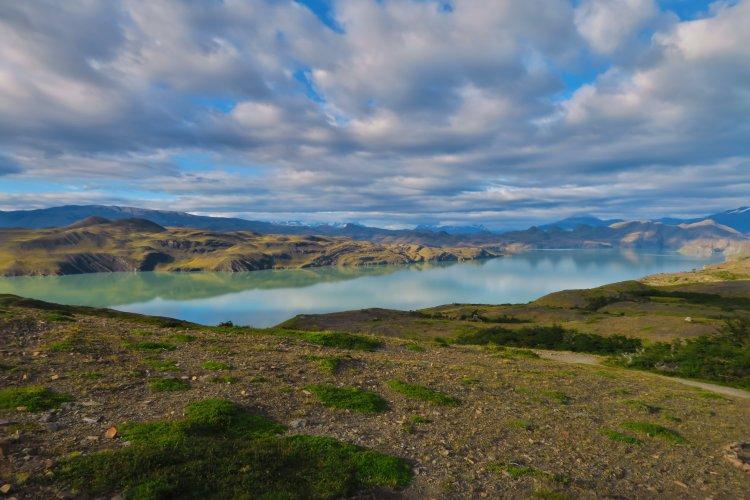 Nordernskjoeld-Lake
