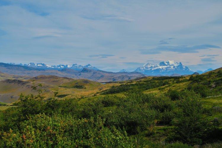 Weg vom Chileno Camp zum Las Torres Shelter-5