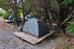 Los Cuernos Camping