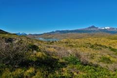 Weg von Domos Frances zum Paine Grande Shelter-8