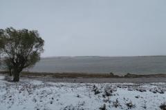 See im Schnee China