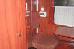 Alter Chinesischer Zug - Kabine-2