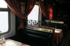 Alter Chinesischer Zug - Restaurant