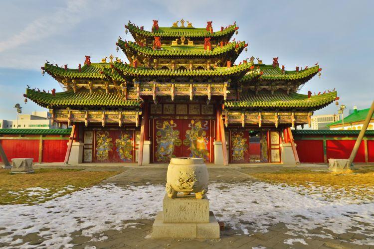 Bildergebnis für winterpalast des bogd khan