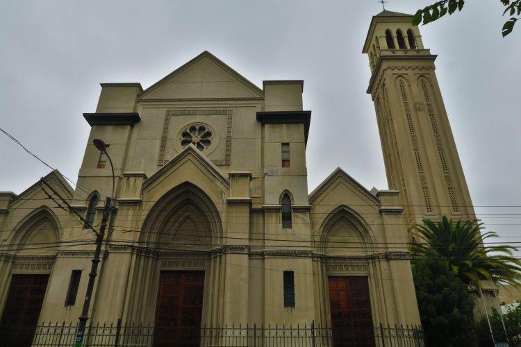 Catedral de Valpariso