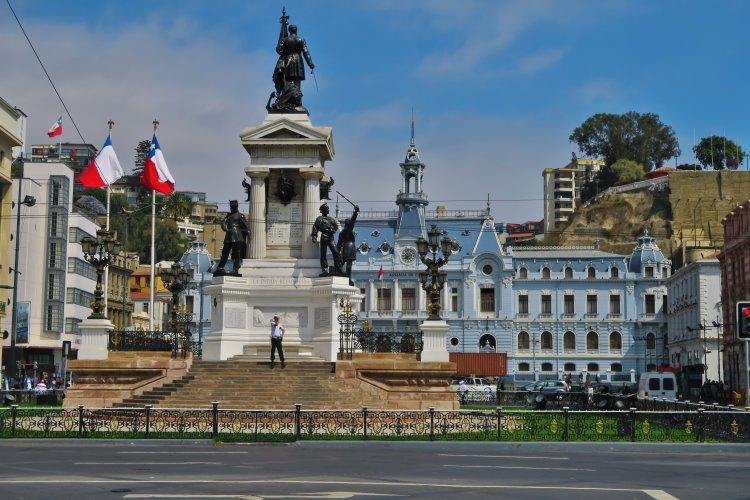 Monumento a Los Heroes de Iquique-2