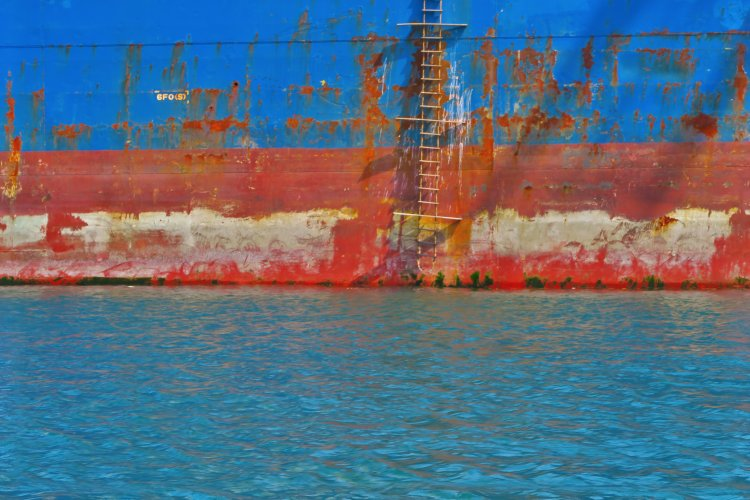 Schiffrumpf