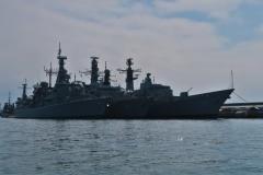Hafenrundfahrt - Chilenische Marine-2