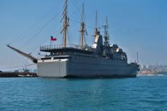 Hafenrundfahrt - Chilenische Marine