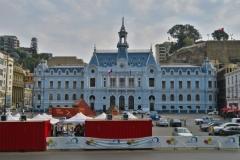 Plaza Sotomayor - Armada de Chile