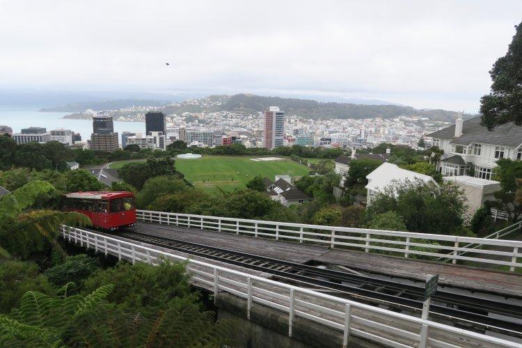 Wellington Cable Car-2