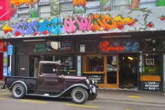 Cuba Street - Oldtimer