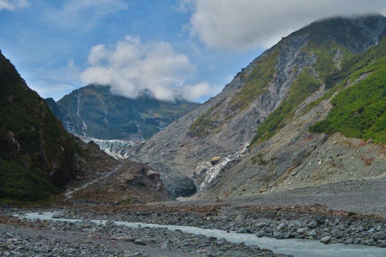Fox Gletscher - Fox River