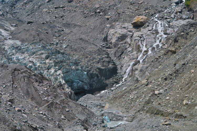 Fox Gletscher - Fuss