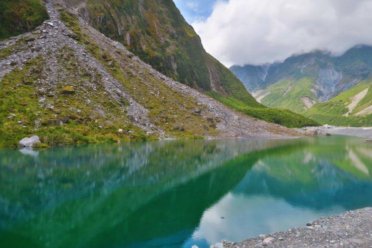 Fox Gletscher - See