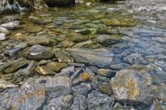 Fox Gletscher - Schmelzwasser