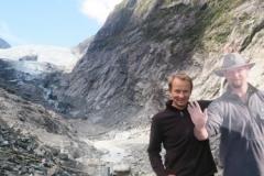 Franz Josef Gletscher - Streng bewacht