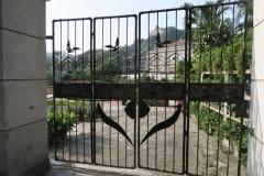 Insel Gulangyu - Alte Villa-3