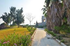 Insel Gulangyu - Alte Villa - Garten