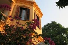 Insel Gulangyu - Alte Villa