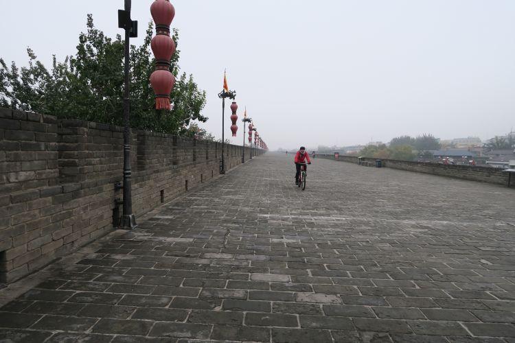 Radtour auf der Stadtmauer-2