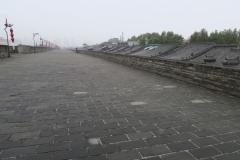 Stadtmauer Ost - West