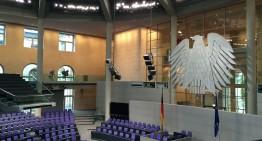 Besichtigung Bundestages