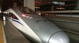 Peking – Xi'an mit dem CHR3