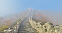 Chinesische Mauer – Mutianyu