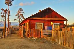 Insel Olkhon im Baikalsee