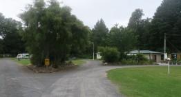 Campingplatz Taumarunui Holiday Park