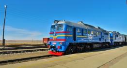 Mit der Transmongolischen Eisenbahn von Ulan Bator nach Peking