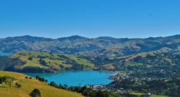 Banks Peninsula – Akaroa