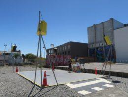 Christchurch – Spuren der Erdbeben