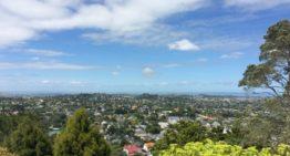Auckland Domain, Mount Eden und Farmers Weihnachtsparade