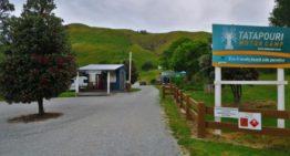 Campingplatz Gisborne – Tatapouri Motorcamp