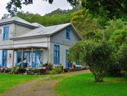 Campingplatz East Cape – Te Araroa Backpackers