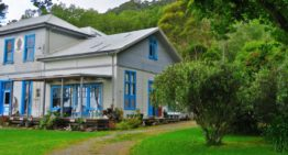 Campingplatz East Cape – Te Araroa Backpackers
