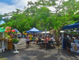 Te Punanga Nu Market – Avarua